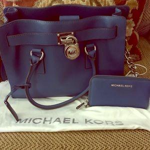 Micheal Kors Handbag & Wallet